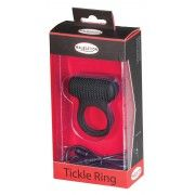 Cockring rechargeable Tickle Ring