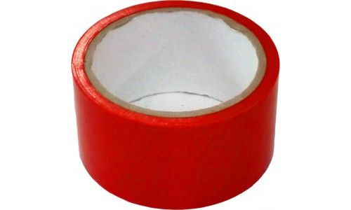 Scotch Bondage Tape 20M rouge