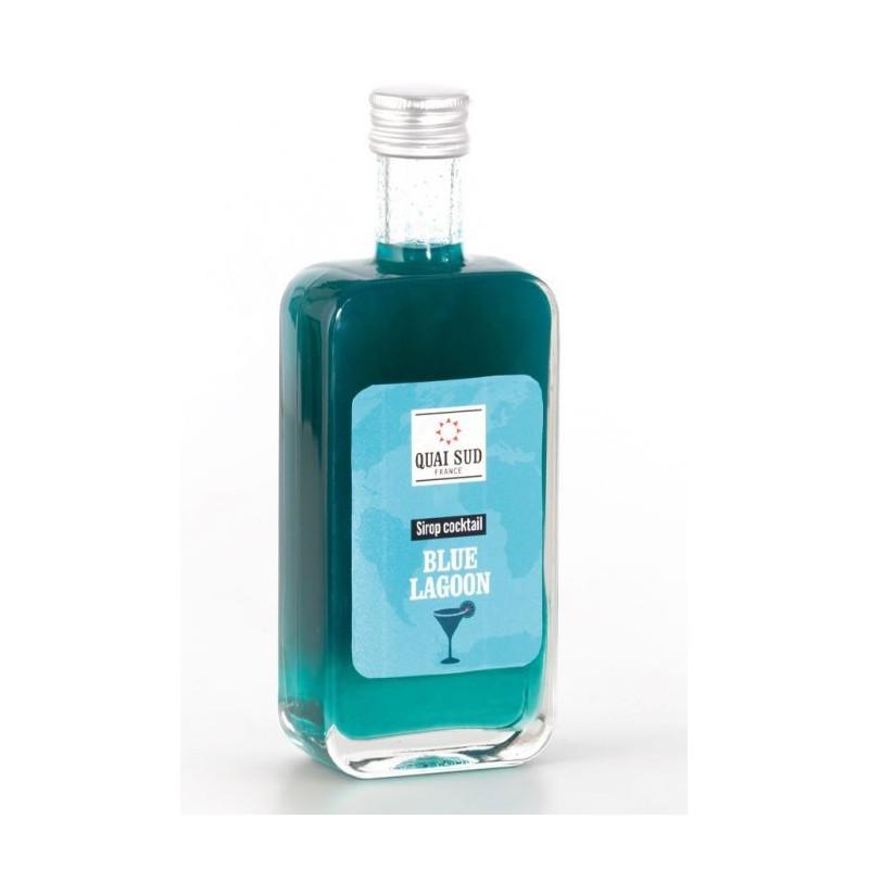 Sirop BLUE LAGOON 25cl