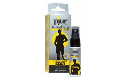 Spray retardant Pjur Superhero Strong 20ml