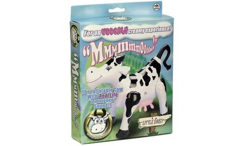 Vache gonflable Little Daisy