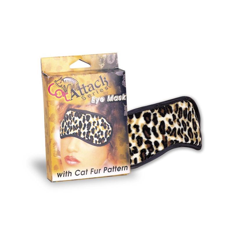 Masque LEO léopard