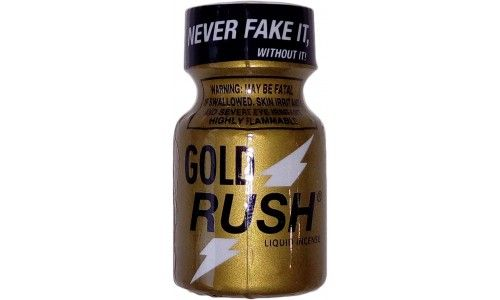 Poppers GOLD RUSH 9ml