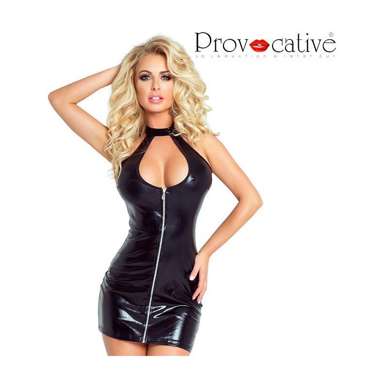 Robe Sexy Dress noir S-M