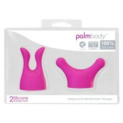 2 x têtes supplémentaires Palmbody