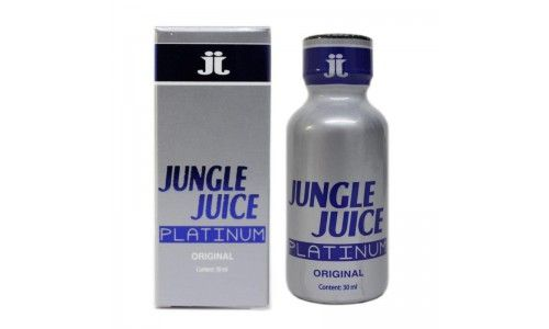 Poppers JUNGLE JUICE gris 30ml