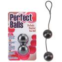 Boules Geisha Perfect Balls noir Ø3cm