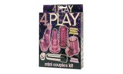 Coffret mini couples kit 4 PLAY