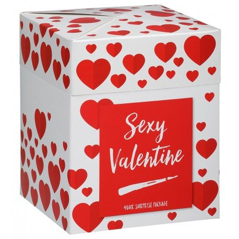 Boîte surprises Sexy Saint-Valentin