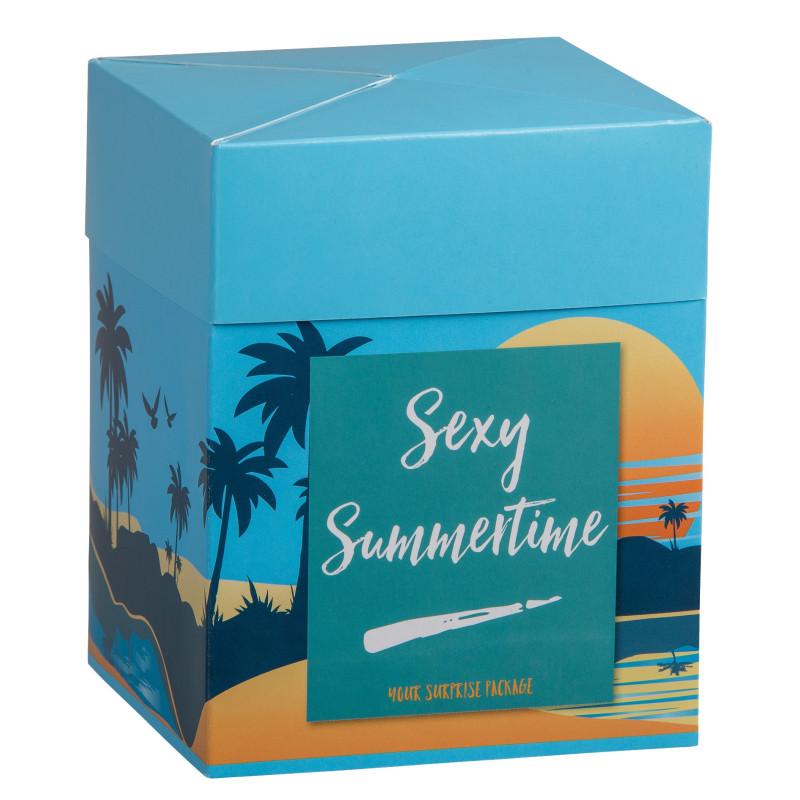 Boîte cadeau Sexy Summertime