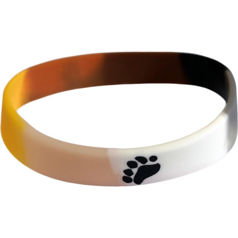 Bracelet silicone Bears