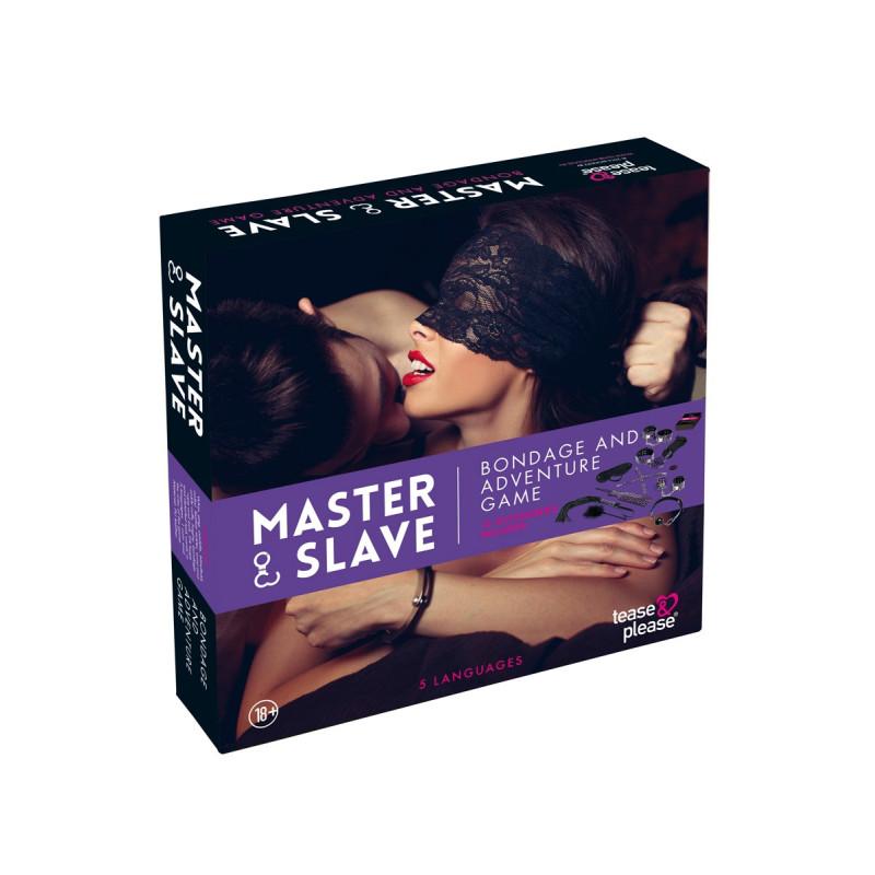 Jeu Master and Slave kit BDSM