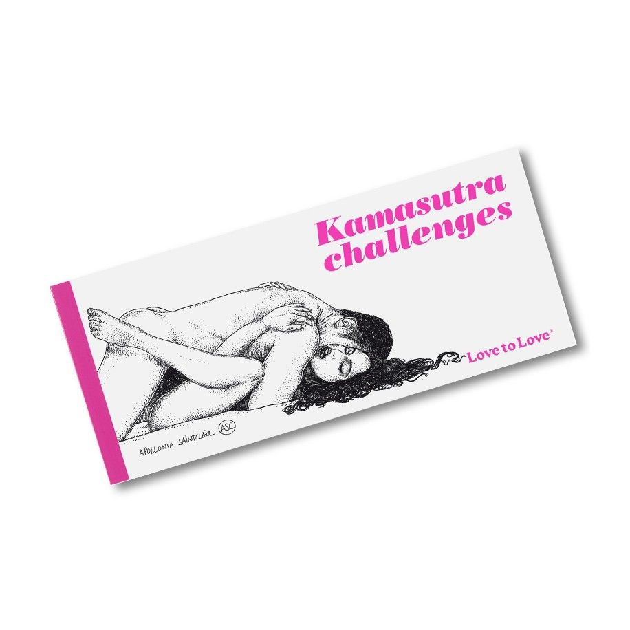 Chéquier Kamasutra Challenges