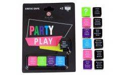 Jeu Party Play 5 dés coquins
