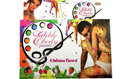 Body Painting Edible Body 112g