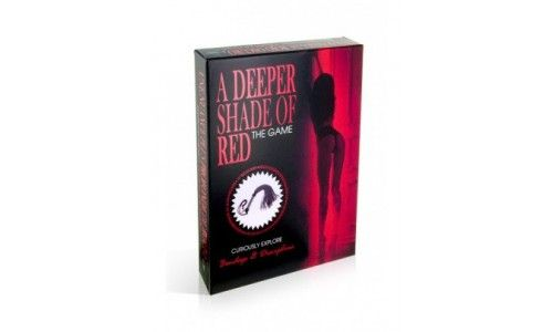 Jeu A DEEPER SHADE OF RED